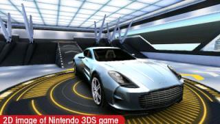 Скриншоты  игры Asphalt 3D