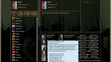 Скриншот Darkest Hour: A Hearts of Iron Game