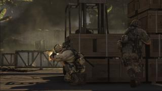 Скриншот SOCOM 4: U.S. Navy SEALs
