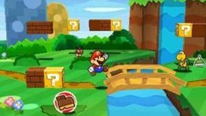 миниатюра скриншота Paper Mario: Sticker Star
