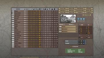 Скриншот Hearts of Iron 3