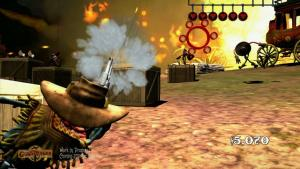 миниатюра скриншота The Gunstringer