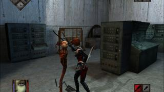 Скриншоты  игры BloodRayne