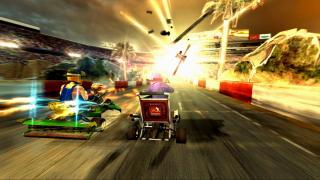 Скриншоты  игры Jimmie Johnson's Anything with an Engine