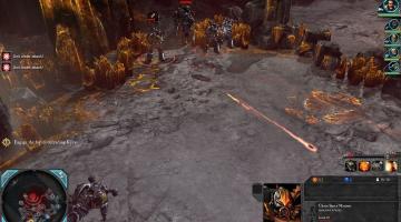 Скриншот Warhammer 40.000: Dawn of War 2