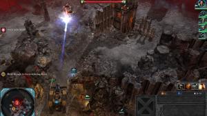 миниатюра скриншота Warhammer 40.000: Dawn of War 2 - Chaos Rising