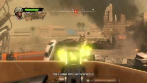миниатюра скриншота Battle: Los Angeles - The Videogame