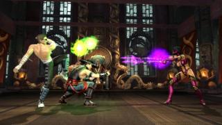 Скриншот Mortal Kombat (2011)