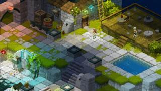 Скриншоты  игры Wakfu