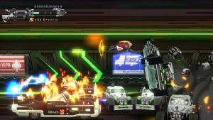 миниатюра скриншота Hard Corps: Uprising