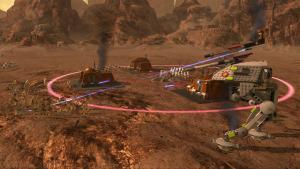 миниатюра скриншота LEGO Star Wars 3: The Clone Wars