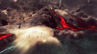 Скриншоты  игры From Dust