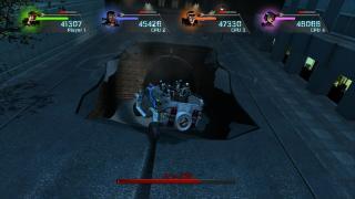 Скриншоты  игры Ghostbusters: Sanctum of Slime