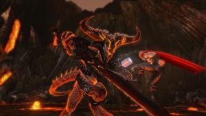 миниатюра скриншота Thor: God of Thunder