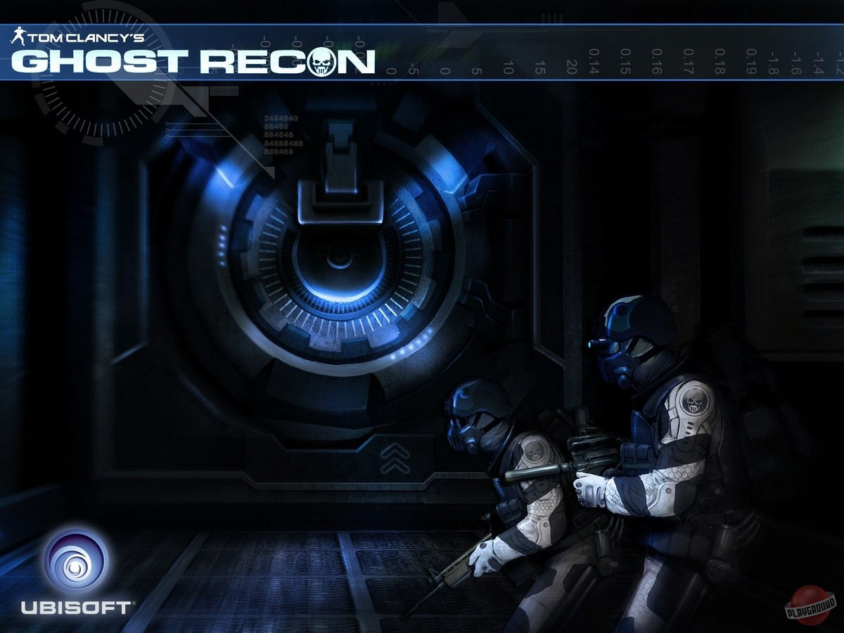 Обои shadow, recon, wars, ghost. Игры foto 12