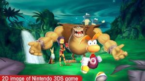 миниатюра скриншота Rayman 3D