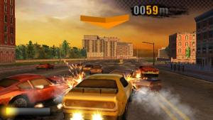 миниатюра скриншота Driver: Renegade 3D