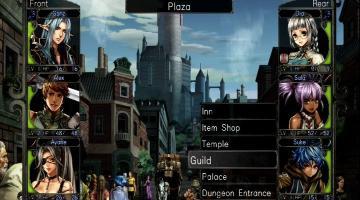 Скриншот Wizardry: Labyrinth of Lost Souls