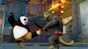 миниатюра скриншота Kung Fu Panda 2