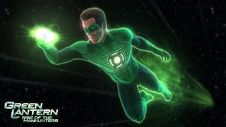 Скриншоты  игры Green Lantern: Rise of the Manhunters
