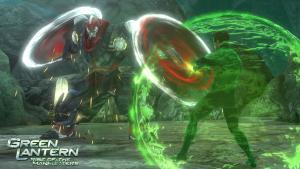 миниатюра скриншота Green Lantern: Rise of the Manhunters