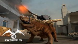 миниатюра скриншота Dino D-Day