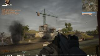 Скриншоты  игры Battlefield Play4Free