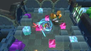 миниатюра скриншота Spiral Knights