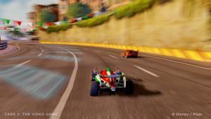 миниатюра скриншота Cars 2: The Video Game