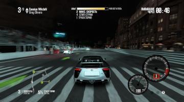 Скриншот Shift 2: Unleashed