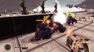 Скриншот Sanctum