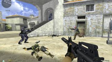 Скриншот Cross Fire