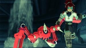 миниатюра скриншота Mega Man Legends 3