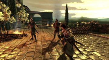 Скриншот The Cursed Crusade