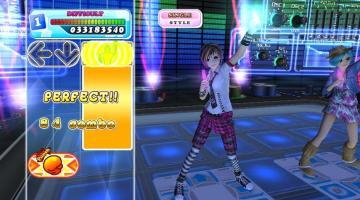 Скриншот DanceDanceRevolution (2010)