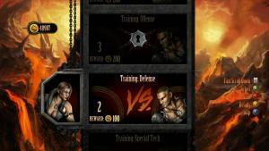 миниатюра скриншота Mortal Kombat (2011)