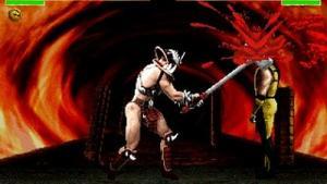 миниатюра скриншота Mortal Kombat 3