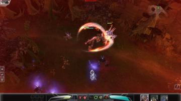 Скриншот Darkspore