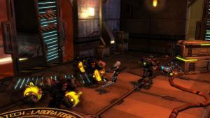 миниатюра скриншота Wanted Corp