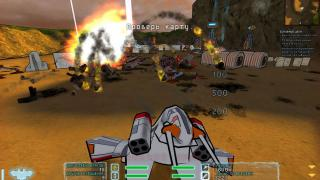 Скриншоты  игры Steel Storm: Burning Retribution