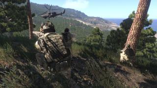 Скриншот Arma 3