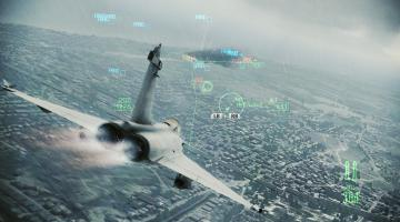 Скриншот Ace Combat: Assault Horizon