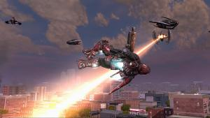 миниатюра скриншота Earth Defense Force: Insect Armageddon