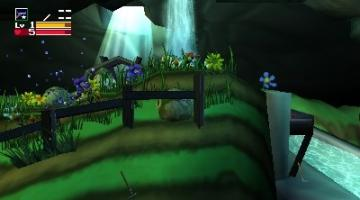 Скриншот Cave Story 3D
