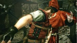миниатюра скриншота Resident Evil: The Mercenaries 3D