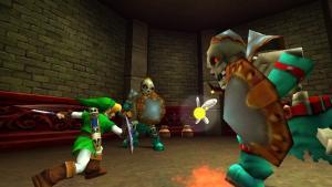 миниатюра скриншота The Legend of Zelda: Ocarina of Time