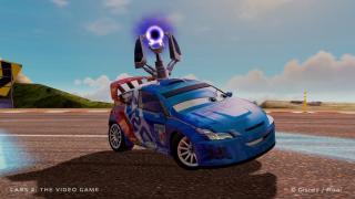 Скриншоты  игры Cars 2: The Video Game