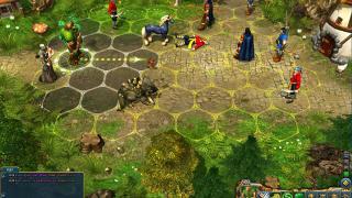 Скриншот King's Bounty: Legions