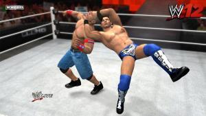 миниатюра скриншота WWE '12