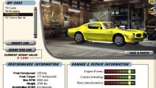 Скриншоты  игры Need for Speed: Motor City Online